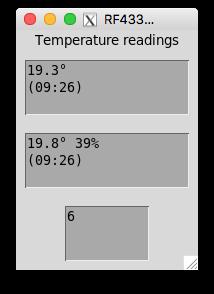 Python Tk GUI